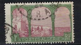 ALGERIE        N°  YVERT   51    ( 2 )      OBLITERE       ( O   3/25 ) - Algerien (1924-1962)