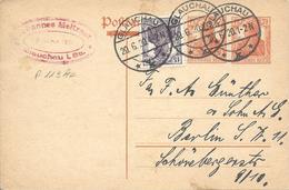 Allemagne Deutsches Reich Entier Postal, Ganzsachen Carte Postale Postkarte - Deutschland