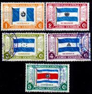 Guatemala-0143 - Emissione Di P.A.  1938 (o) Used - - Guatemala