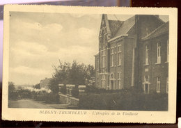 Cpa Blegny Trembleur  1925   Hospice - Blegny