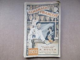 Almanach François 1932 - Other