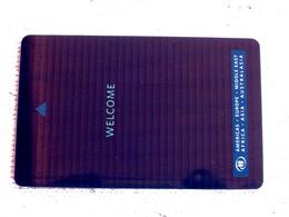 Carte Magnetique Hotel / Key Card - Hotel Keycards