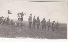 Zum Letzten Mal  DAS GANZE HALT Döberitz Juli 1914 - Dallgow-Döberitz