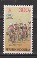 Indonesia Indonesie 1556 MNH; Wielrennen, Cycling, Montar En Bicicleta, Cyclisme 1993 - Wielrennen