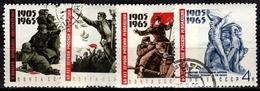 UdSSR  Mi.Nr. 3089-3092 Gestempelt (4178) - 1923-1991 USSR
