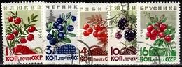 UdSSR  Mi.Nr. 2996-3000 Gestempelt (4179) - 1923-1991 USSR