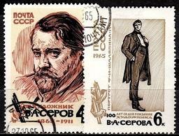 UdSSR  Mi.Nr. 3082-3083 Gestempelt (4180) - 1923-1991 UdSSR