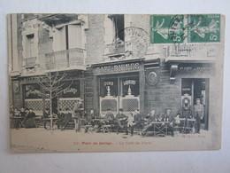 91 Essonne Parc Juvisy Le Café De Paris - Juvisy-sur-Orge
