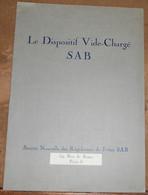 Le Dispositif Vide-Chargé SAB - Railway & Tramway
