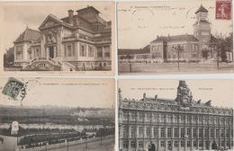 18 / 6 / 295  -  LOT  DE  6  CPA  DE  VALENCIENES  ( 59 ) Toutes Scanées - 5 - 99 Postkaarten