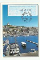 Carte Maximum  MARSEILLE  VIEUX PORT  - Lisa 2002- - 2000-09
