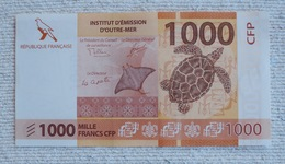 Polynesian Pacific Francs 1 000 XPF Banknote - Billetes