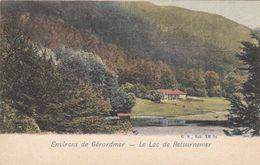Cp , 88 , GÉRARDMER , Environs , Le Lac De Retournemer - Gerardmer