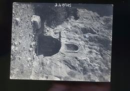BANIAS LA GROTTE DE LA SOURA DU JOURSAIN 1908 PHOTO - Postales
