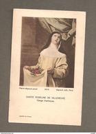 SAINTE ROSELINE DE VILLENEUVE Virge Chartrese  MIGNARD 3579 SANTINO - Santini
