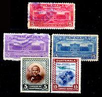 Guatemala-0152 - Emissione Di P.A.  1946 (o) Used - - Guatemala