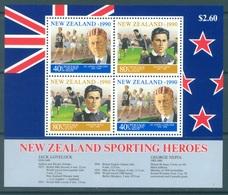 NEW ZEALAND - MNH/** - 1990 - HEALTH - Yv Bloc 76 Mi Bl 26 SG MS1561 Sc B138a  - Lot 17150 - Blocs-feuillets