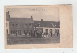 59 - HASNON / POMPE COMMUNALE - France