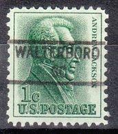 USA Precancel Vorausentwertung Preo, Locals South Carolina, Walterboro 841 - United States