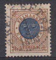 ZWEDEN - Michel - 1886 - Nr 37 - Gest/Obl/Us - Oblitérés