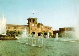 1 AK Armenien * Hauptstadt Jerewan Mit Dem Lenin-Platz - Heute Platz Der Republik * - Armenien