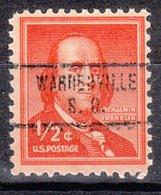 USA Precancel Vorausentwertung Preo, Locals South Carolina, Warrenville 734 - United States