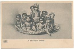 BOMBAY - A Basket Full, Enfants - India