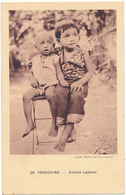 LAOS - Enfants Laotiens - Nadal - Laos