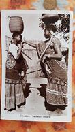 ZAMBEZE SALUTATION INDIGENE  - Old Postcard - Zambia