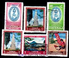 Guatemala-0157 - Emissione Di P.A.  1949-1950 (o) Used - - Guatemala