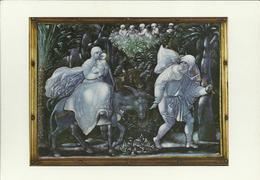 The Flight Into Egypt - Enamel Plaque By Jean II Pénicaud. Limoges; About 1540. - Paintings
