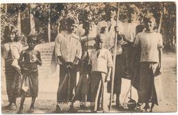 CEYLON - Typical Natives - Sri Lanka (Ceylon)