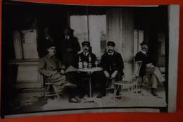 CARTE PHOTO COMMERCE -  CAFE - Cafés