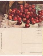 Still Life, Fruits -artist Signed - Illustratori & Fotografie