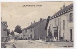 Haute-Saône - Pont-de-Vesoul - La Grande-Rrue - Francia