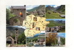 VALLS D'ANDORRA - Andorra