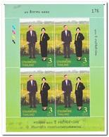Thailand 2016, Postfris MNH, Centenary Of Thai Rice Research - Thailand