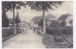 Haute-Saône - Chassey-les-Montbozon - Entrée Route De Vesoul - France
