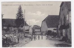 Haute-Saône - Chassey-les-Montbozon - Entrée, Route De Vesoul - France