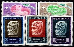 Guatemala-0159 - Emissione Di P.A.  1951-1953 (o) Used - - Guatemala