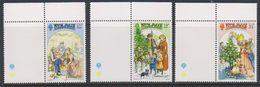 Isle Of Man 1987 Christmas 3v (corners) ** Mnh (39169A) - Man (Eiland)