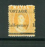 NATAL- Y&T N°40- Neuf Avec Charnière * - Natal (1857-1909)