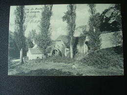 HUY : Le Moulin De Lovignée En 1908 - Hoei