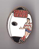 PIN'S THEME   SPORT  RUGBY CLUB DE LE GRAND LEMPS EN ISERE - Rugby