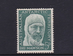 Australian Antarctic Territory  S 7 1961 50th Anniversary Antarctic Expedition Used - Used Stamps