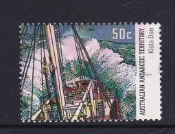 Australian Antarctic Territory  S 153 2003 Antarctic Ships $ 50c Krista Dan,used - Australian Antarctic Territory (AAT)
