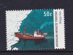 Australian Antarctic Territory  S 154 2003 Antarctic Ships $ 50c Magga Dan,used, - Used Stamps