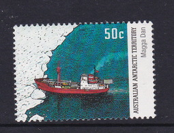 Australian Antarctic Territory  S 154 2003 Antarctic Ships $ 50c Magga Dan,used, - Australian Antarctic Territory (AAT)