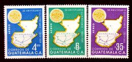 Guatemala-0162 - Emissione Di P.A.  1956 (++) MNH - - Guatemala