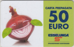 Gift Card Italy ESSELUNGA - Scad.2021 - Cipolla - Gift Cards